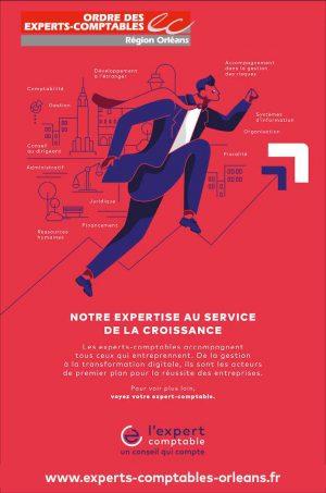 affiche ordre experts-comptables orléans