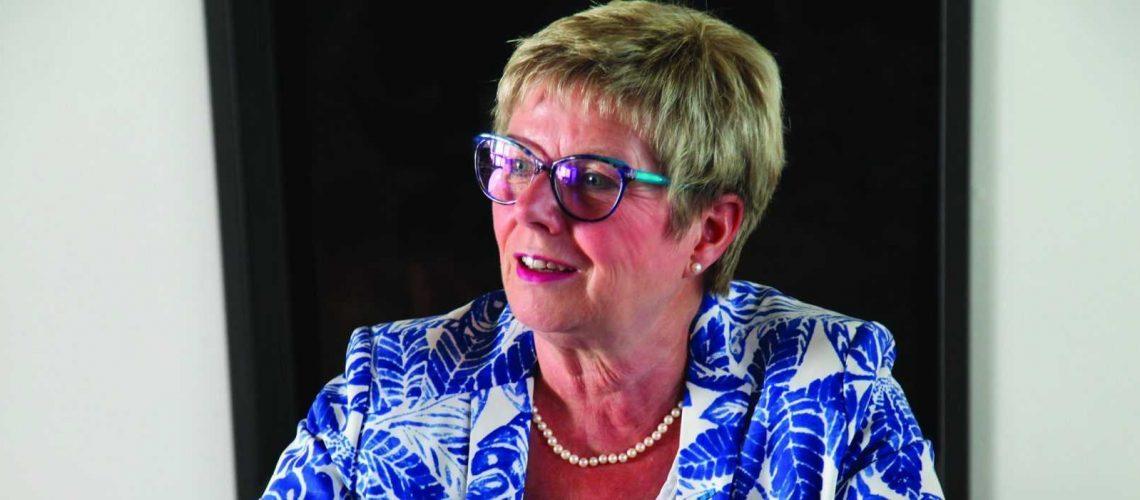 Catherine Lheritier photo congrés des maires