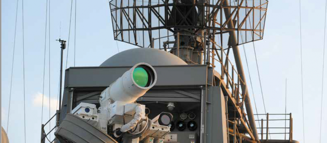 Système-arme-laser