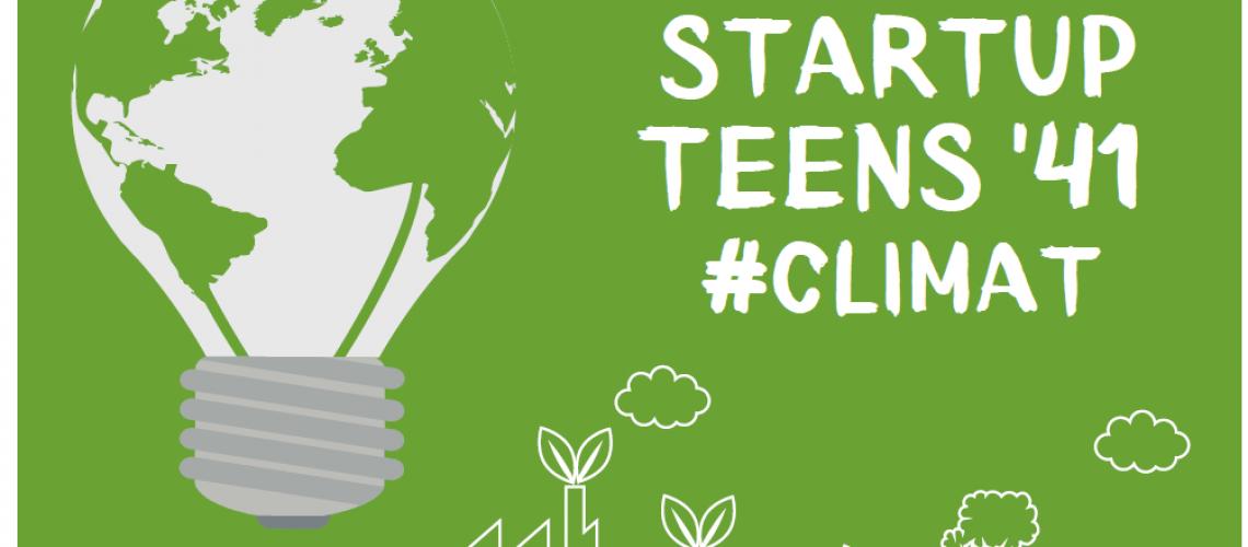 start up teens 41 climat